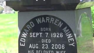 قبر ادوارد وارن ماینی (تا به حال این قبر را دیده اید؟)