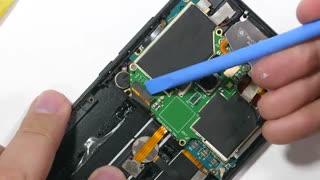 کالبدشکافی گوشی Max 1 بلک ویوو و کشف ساختار پروژکتور آن