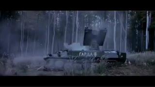 فرار جنگنده F18 از دست موشک سام