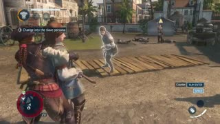 گیم پلی خودم از بازی Assassins Creed Liberation
