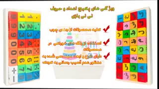 آموزش گام به گام  حروف الفباء به کودکان